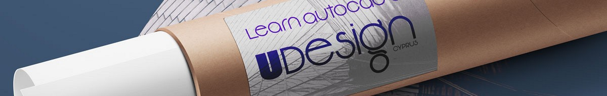 Learn autocad at udesigncyprus